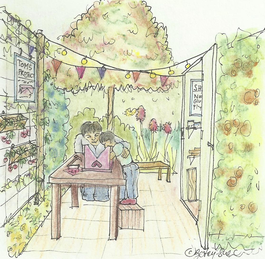 melbourne landscape design gift wrapped gardens
